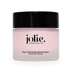 Jolie Rose Illuminating Moisture Balm 2 oz.