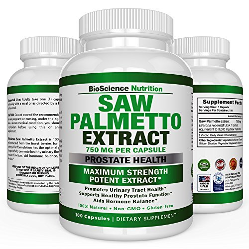 Saw Palmetto Capsules Prostate Health product image