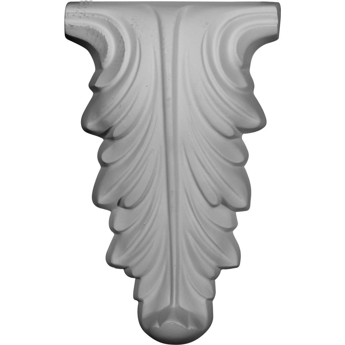 Ekena Millwork ONL06X10X02LE-CASE-4 Onlay Factory Primed