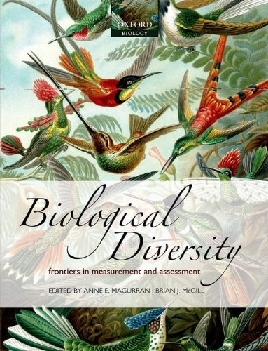 By Anne E. Magurran - Biological Diversity: Frontiers in Measurement and Assessment (12.8.2010) ebook