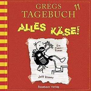 Alles Käse! (Gregs Tagebuch 11) Hörspiel