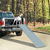 NEW Pet Supplies 4''Hx20''Dx47''-87''W High Traction Walking Surface Pet Ramp