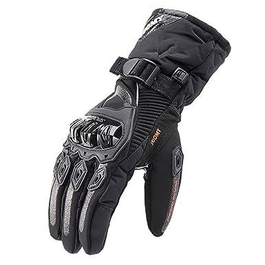 Amazon.com: Suomy guantes de moto de invierno cálido ...