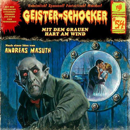 Geister-Schocker (54) Mit dem Grauen hart am Wind - Romantruhe Audio 2015