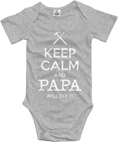 Conjunto de Ropa de Escalada para Bebés Mantenga la Calma y ...