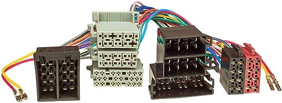 Tomzz Audio 7339 000 T Kabel Iso Passend Für Opel Iso Elektronik