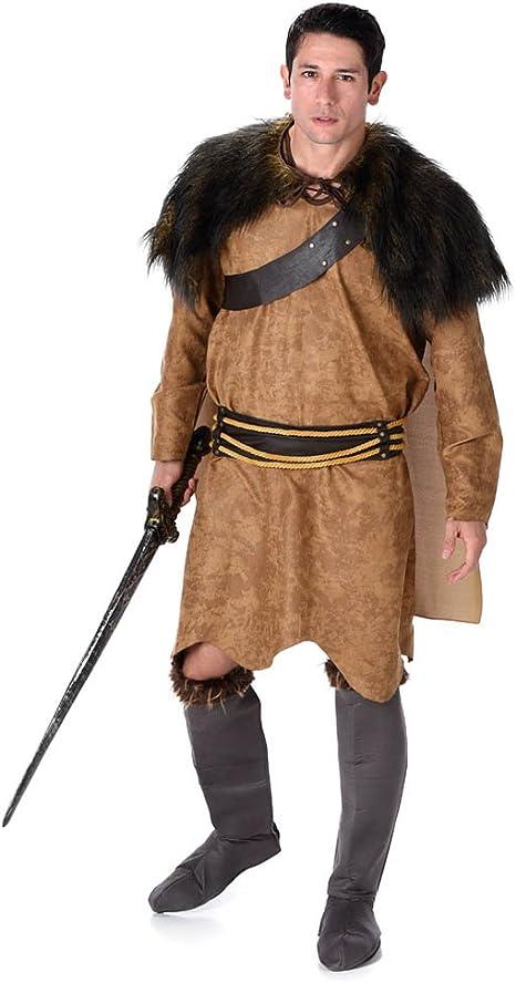 Karnival Costumes Disfraz de Vikingo, Hombre: Amazon.es: Juguetes ...