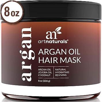 Amazon.com : ArtNaturals Argan Oil Hair Mask - (8 Oz/226g) - Deep ...