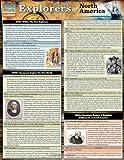 Explorers of North America, BarCharts, Inc., 142321644X