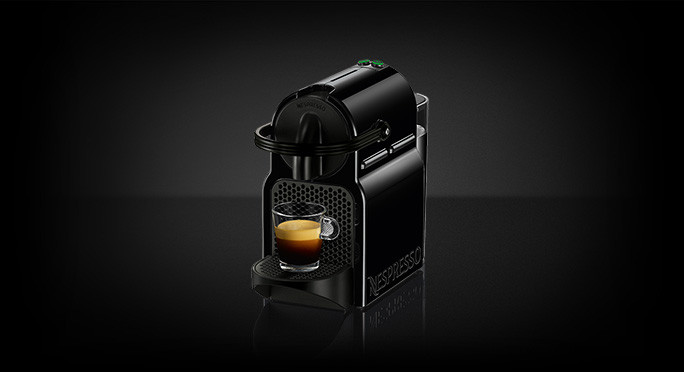 Inissia Black | Coffee Machine | Nespresso USA