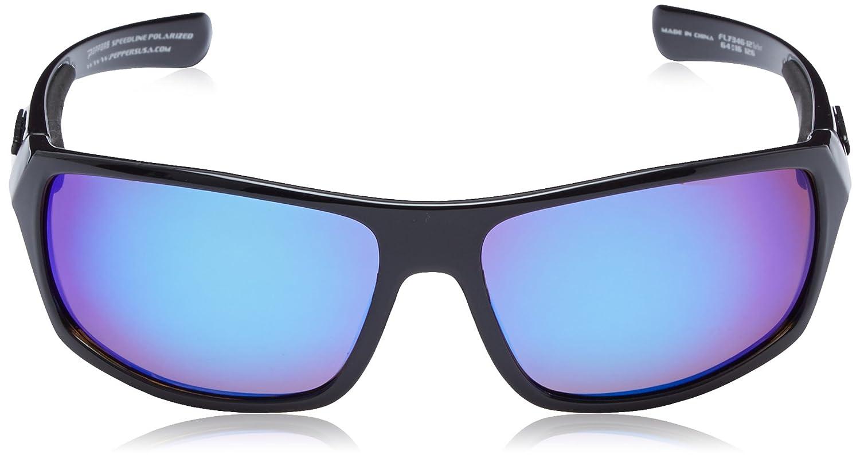 dd897134568 Amazon.com  Pepper s Turbot FL7346-12 Polarized Sport Sunglasses ...