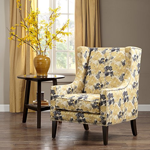 Madison Park FPF18 0418 Barton Wing Chair