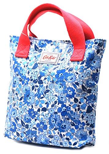 Cath Mini Cream Welham Blue Bag Flowers' Kidston ' rq5PrC