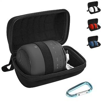 Estuche Sony XB10, Estuche Rígido de Viaje para Sony SRS-XB10 Estuche inalámbrico Portátil con Bluetooth (Modelo 2017), Estuche Protector Sony ...
