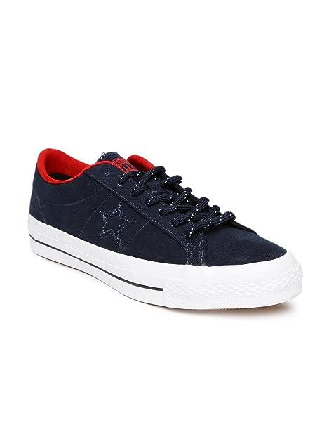 18a31629459e Converse Men s Obsidian and Casino Basketball Shoes - 11 UK India (45 ...