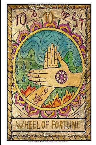 Diario del Tarot Cuaderno para practicantes de cartomancia  [Books, Magic] (Tapa Blanda)