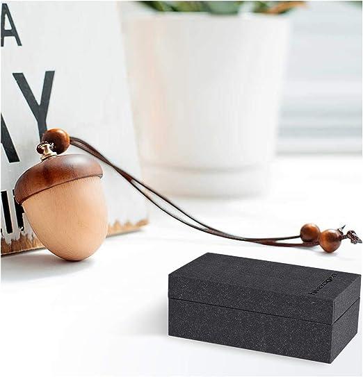 Hivexagon - Difusor de aceites esenciales de bellota colgante de ...