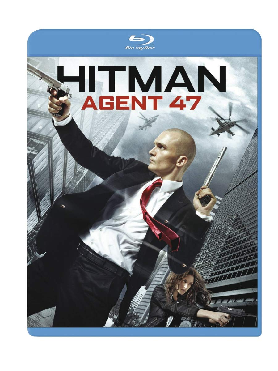 Amazon Com Hitman Agent 47 Blu Ray Digital Hd Movies Tv