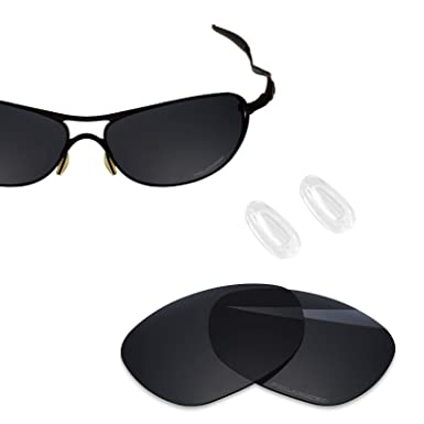 840c0611e90 BlazerBuck Anti-salt Polarized Replacement Lenses for Oakley Crosshair 2012  OO4060 - Black