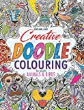Creative Doodle Colouring - Animals & Birds