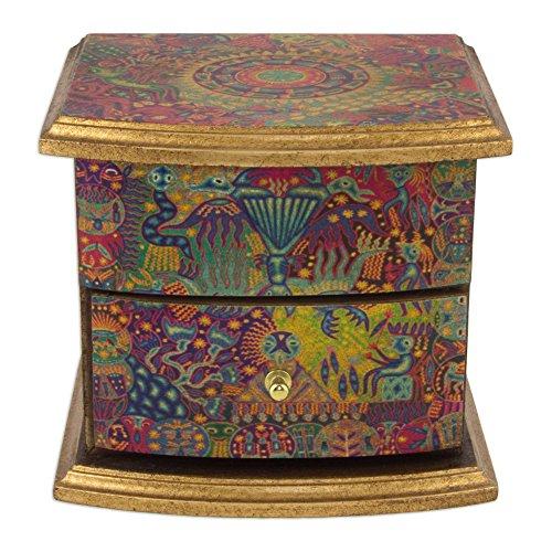 Artist Jewelry Box - NOVICA 256495 Jewelry Box
