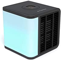 Evapolar EvaLIGHT Plus EV-1500 Personal Evaporative Air Cooler and Humidifier/Portable Air Conditioner, Black
