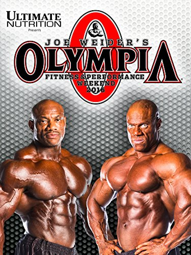 Mr. Olympia 2016 - Pieces Inch 18