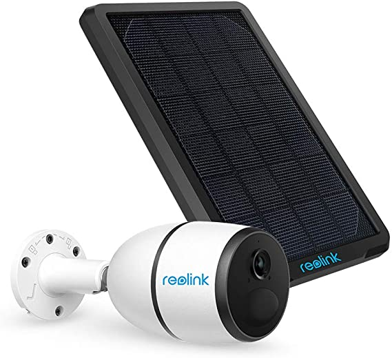 3G/4G LTE Outdoor Solar-Powered Celluar Security Camera