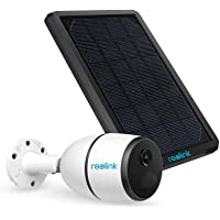 3G/4G LTE Connectivity, Rechargeable Battery/Solar-Powered, Starlight Night Vision, PIR Motion Sensor, Local/Cloud…