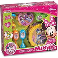 Minnie Mouse Kutulu Müzik Set