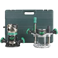 Deals on Metabo HPT 2-1/4 Peak HP Variable Speed Fixed/Plunge Base Router Kit