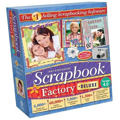 Scrapbook Factory Deluxe 4.0 Mini Box