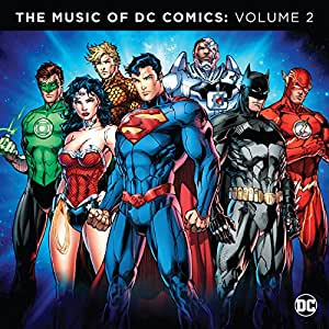 The Music Of DC Comics: Volume 2 [2 LP]