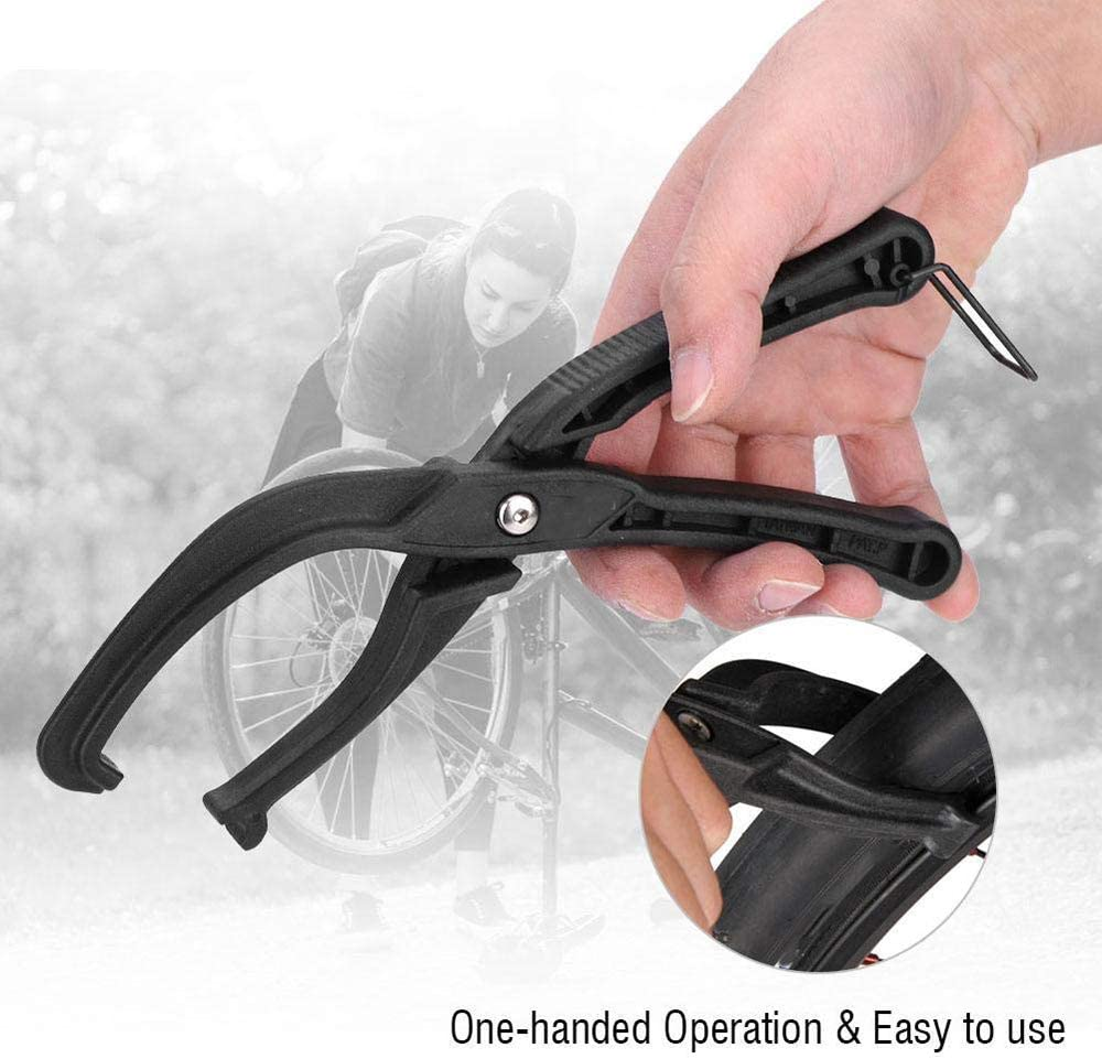 Bicycle Tire Repair Tool Lever Remover Installation Pliers Bike Rim Protector