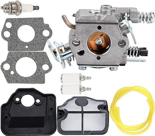 Carburetor Carburettor Carb For HUSQVARNA 136 137 141 142 36