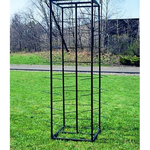 Image of Ball Storage Goal Sporting Goods Football Helmet Rack (Holds 60 Helmets)