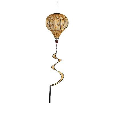 Evergreen Flag Bees Balloon Spinner - 15 x 15 x 55 Inches : Garden & Outdoor