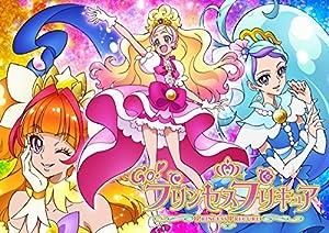 Go!プリンセスプリキュア CD
