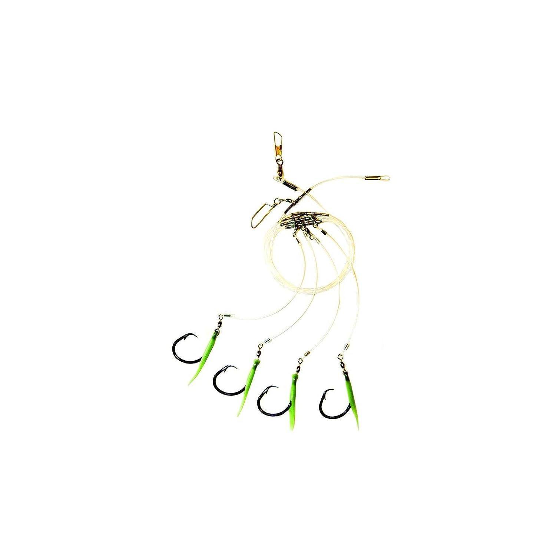 R/&R Tackle Advanced Design Deep Drop Rigs Size 7//0 Circle Hooks