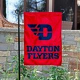 dayton flyers new logo - Dayton Flyers New Logo Garden Flag