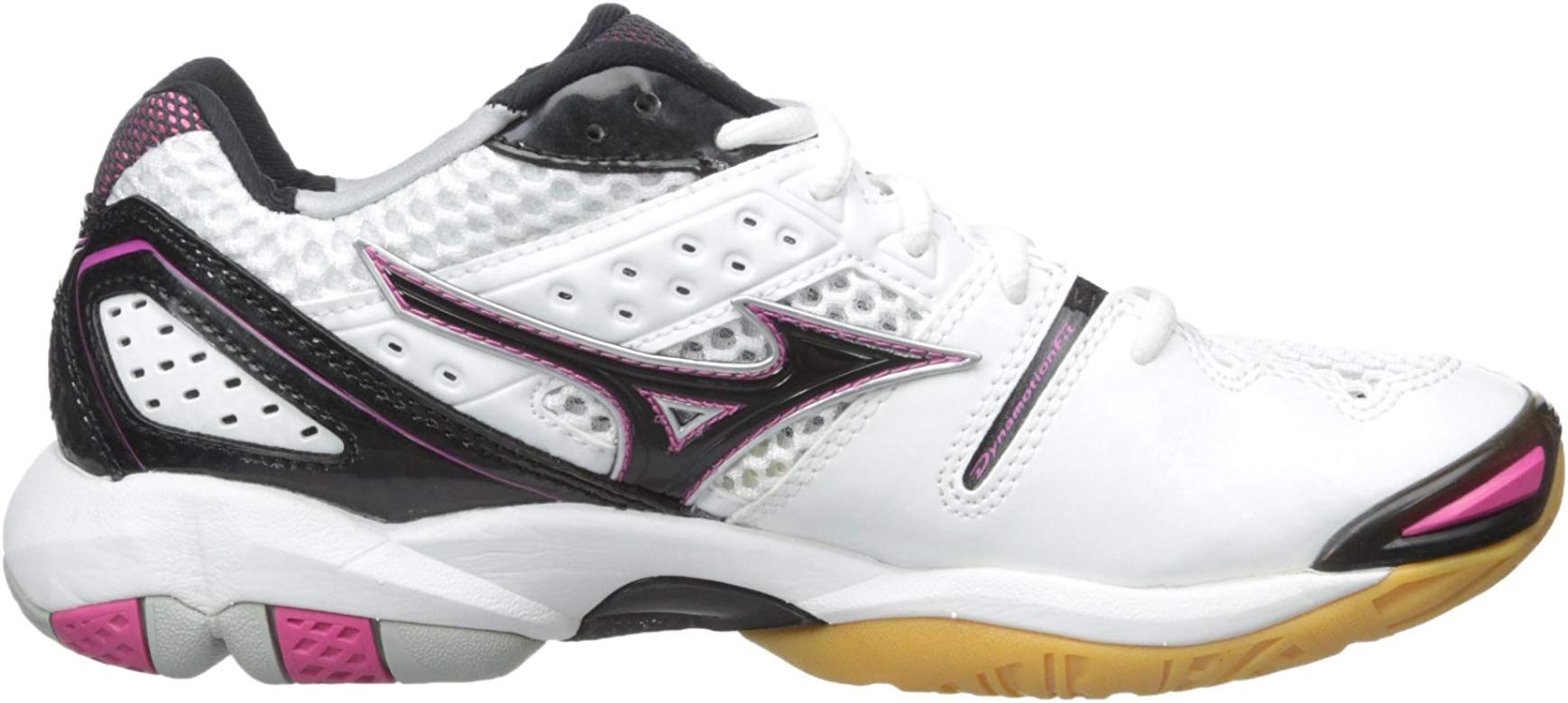 mizuno womens volleyball shoes size 8 x 3 fit en