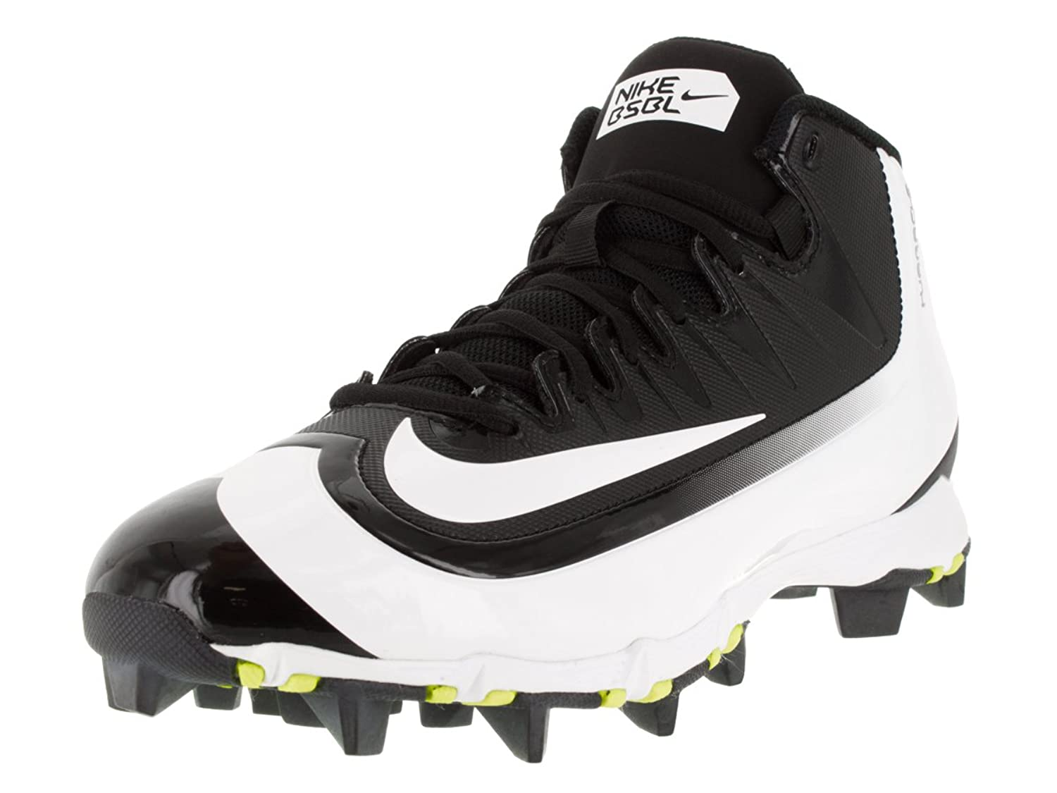 Men\u0027s Nike Huarache 2KFilth Keystone Mid Baseball Cleat