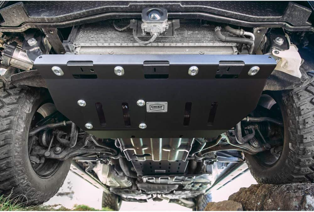Chief Products WK2 Sump Protection Plate Access Panel for Jeep Grand Cherokee