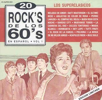 Rock De Los 60s 1