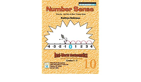 Number Sense Worksheets | 3rd, 4th, 5th Grade Math (Just Turn and ...