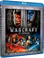 Warcraft (BD 3D + BD) [Blu-ray]