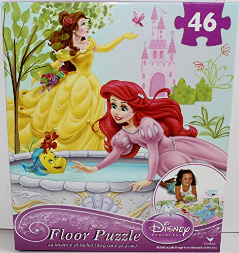 Disney Princess 46 Piece Floor ()