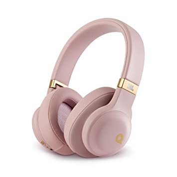 JBL jble55btq épica e55bt Quincy Edition – Inalámbrico Over – Ear – Auriculares Rosa