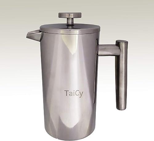 TaiCy Manual coffee maker