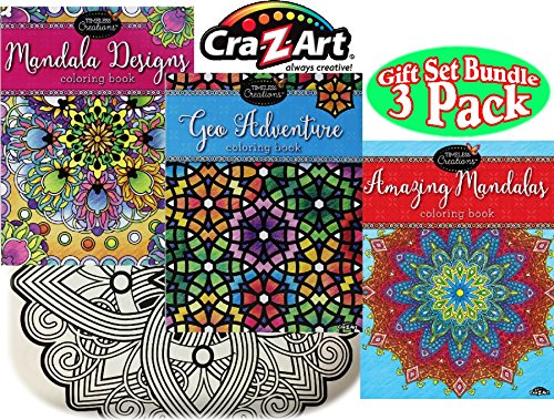 Timeless Collections Adventure Mandalas Coloring